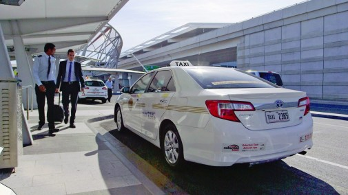 Suburban Taxis: Elite Fleet Training Video