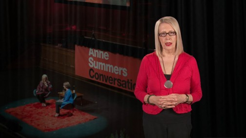 Anne Summers: Conversations with Julia Gillard