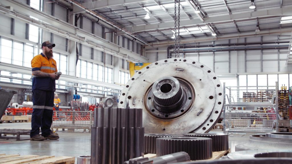 Australian manufacturing video