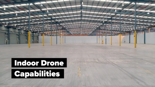 Indoor Drone Capabilities