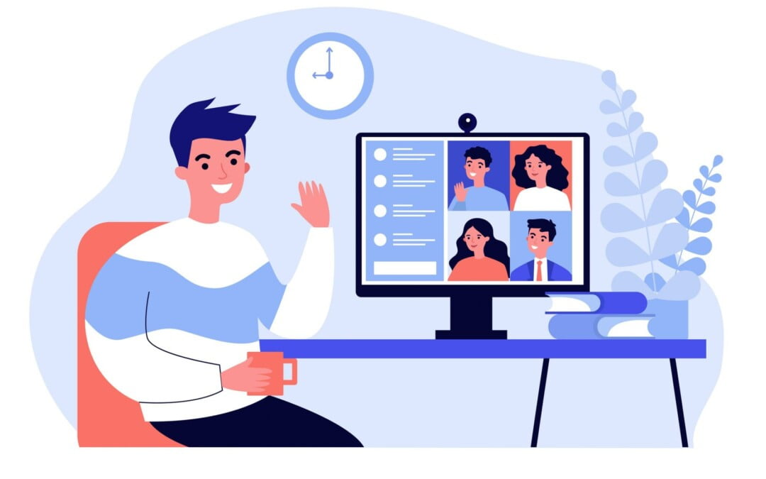 How to look and sound your best on a video call
