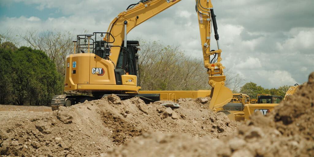 CAT 315 construction excavator