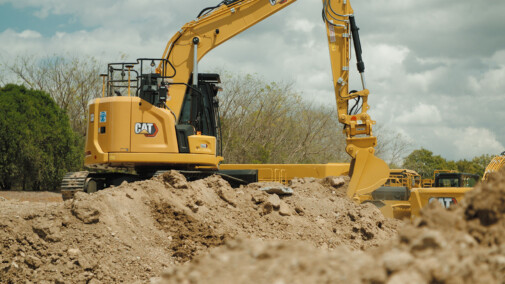 Hastings Deering: CAT 315 Demo Day