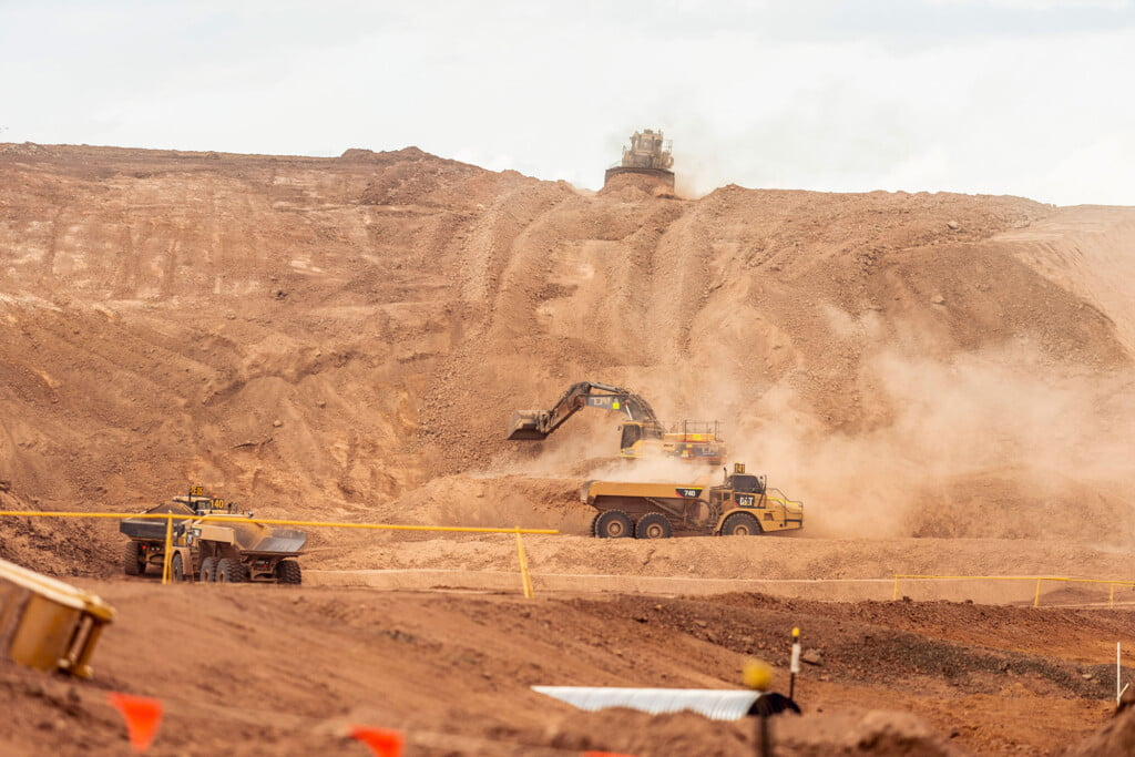 Video production for construction and mining in Mackay