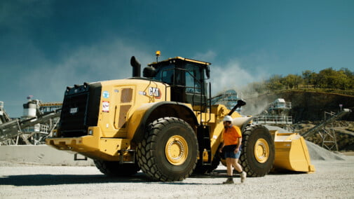 Hastings Deering: Hutchinson Quarries Customer Story and Cat 980M